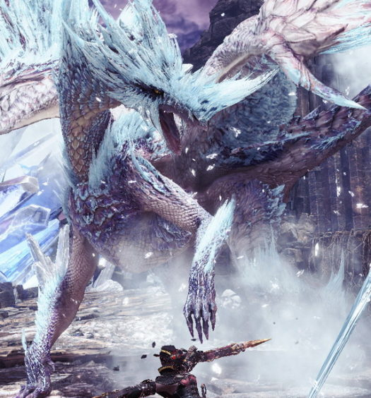 Monster-Hunter-World-Iceborne-Zinogre