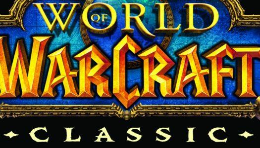 World of Warcraft Classic ya está oficialmente disponible