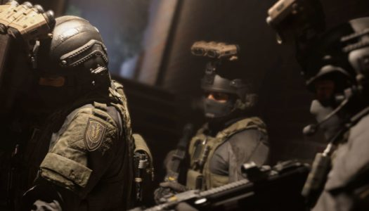 Call of Duty: Modern Warfare presenta la nueva experiencia multijugador