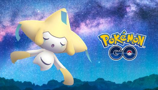 Pokémon GO estrena nuevo evento, con Jirachi como protagonista