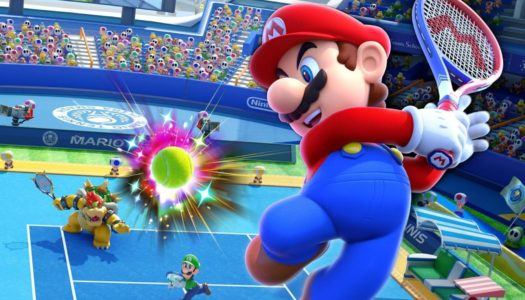 Mario Tennis Aces, gratis en Nintendo Switch Online