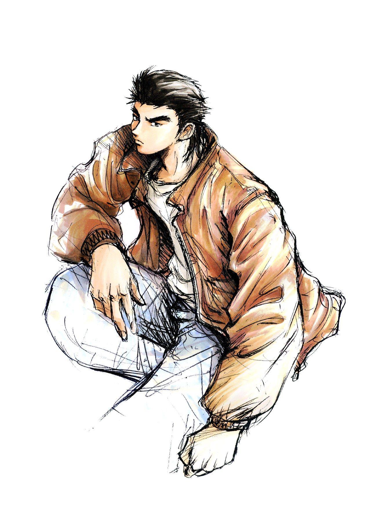 Concept Art Ryo