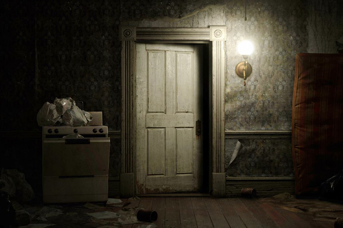 Resident Evil VII-Terror