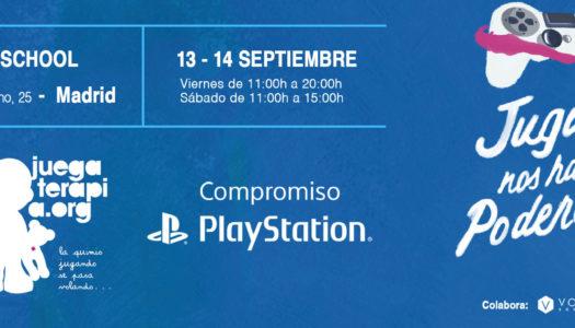 PlayStation celebrará un mercadillo solidario como parte de #CompromisoPlayStation