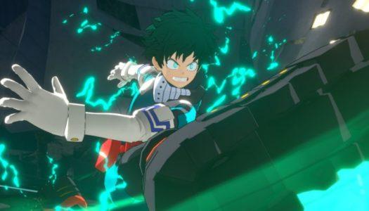 My Hero One's Justice 2 presenta un tráiler con sus héroes