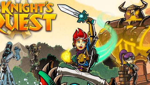 A Knight's Quest llegará a PC y consolas este otoño