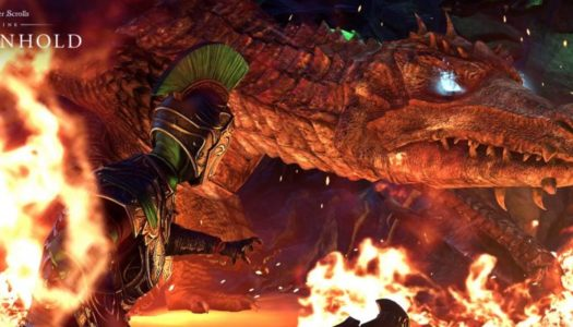 The Elder Scrolls Online cierra la temporada del Dragón con Dragonhold