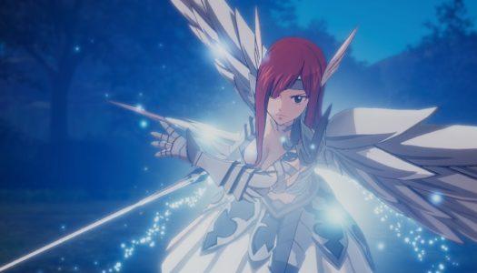 Fairy Tail confirma su fecha de lanzamiento junto a un nuevo tráiler