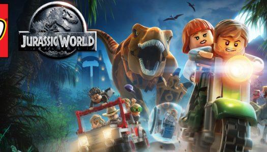LEGO Jurassic World llega a Nintendo Switch