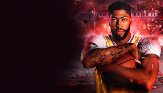 Presentación de NBA 2K20