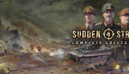 Sudden Strike 4 Complete Edition ya se encuentra a la venta