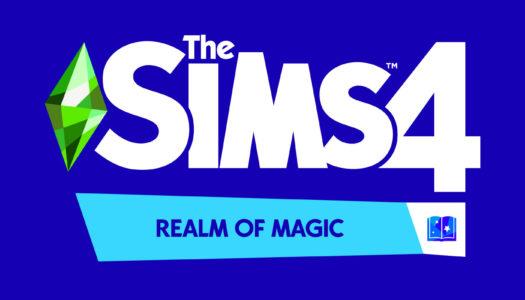 Los Sims 4 y el Reino de la Magia, ya disponible