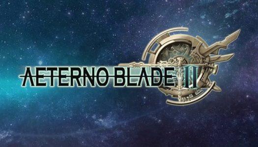 AeternoBlade 2 llegará en formato físico a PlayStation 4 y Nintendo Switch