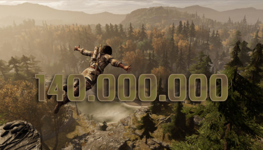 Assassin's Creed marca 140 millones en su contador de ventas