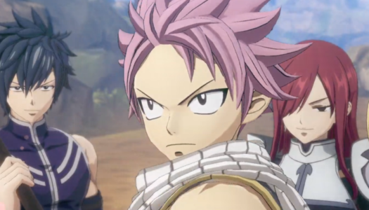 Fairy Tail anunciado para Switch, PS4 y PC