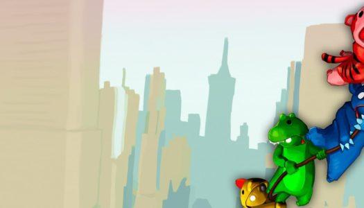 Gang Beasts llegará en formato físico para PlayStation 4 y Xbox One