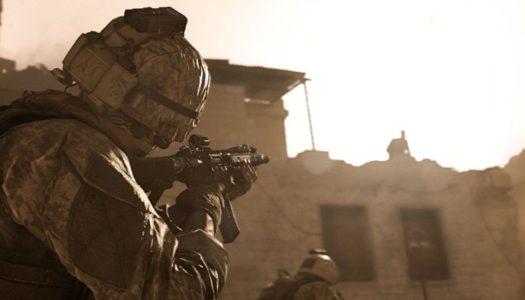 Call of Duty Modern Warfare anuncia alianza con Nvidia GeForce RTX