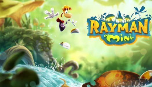 Rayman Mini llega de forma exclusiva para Apple Arcade