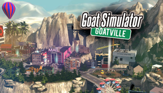 Koch Media anuncia Goat Simulator The GOATY para Nintendo Switch