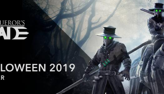 Conqueror's Blade también celebra Halloween