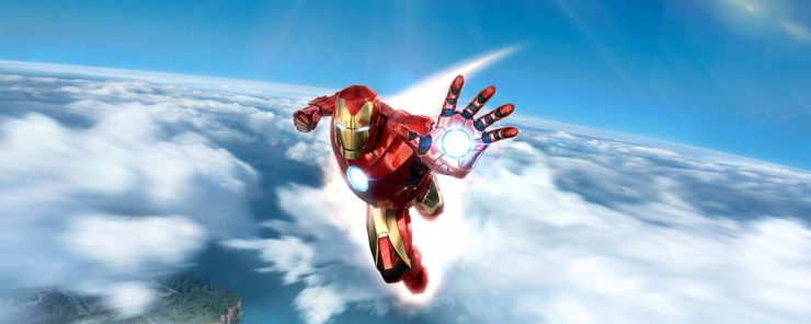 Marvel's Iron Man VR-UH