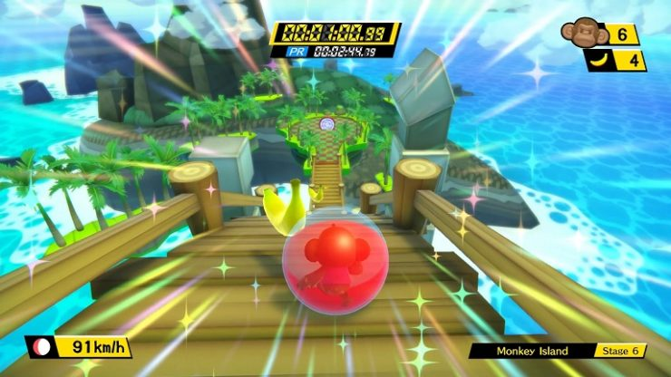 Banana Blitz-Sonic