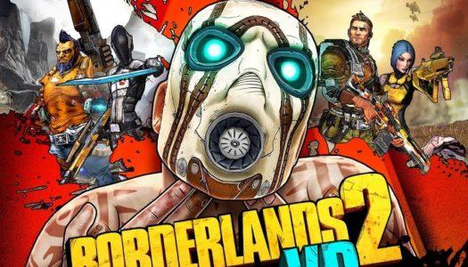 Borderlands 2 VR ya está disponible en PC vía Steam