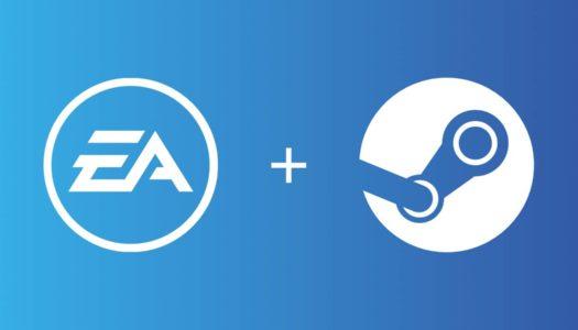 Electronic Arts vuelve a Steam