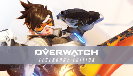 La Edición Legendaria de Overwatch ya está disponible en Switch