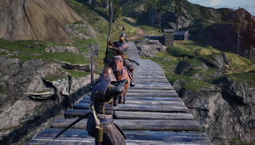 Anunciado RAN: Lost Islands, un nuevo battle royale de corte medieval