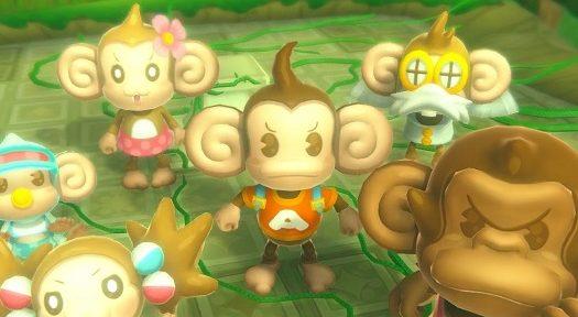 Super Monkey Ball: Banana Blitz HD, ya a la venta