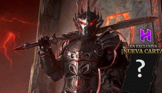 [Exclusiva] Presentamos una nueva carta de TES: Legends – Fauces de Oblivion