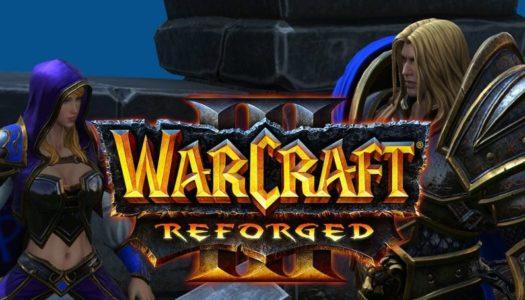 Ya está disponible Warcraft III: Reforged