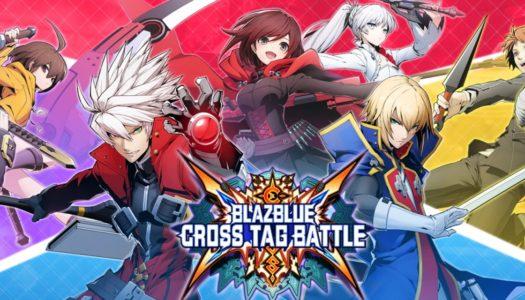 BlazBlue Cross Tag Battle Special Edition llegará en formato físico