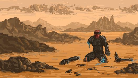 Death Trash, el Fallout indie