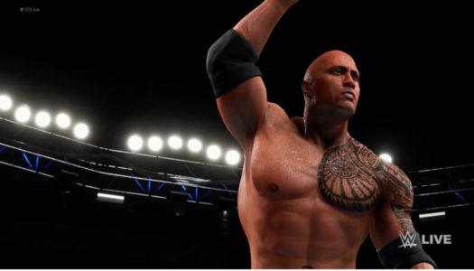 WWE 2K se ve peor cada año, pero a nadie parece importarle