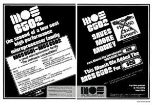 Panfleto MOS 6502