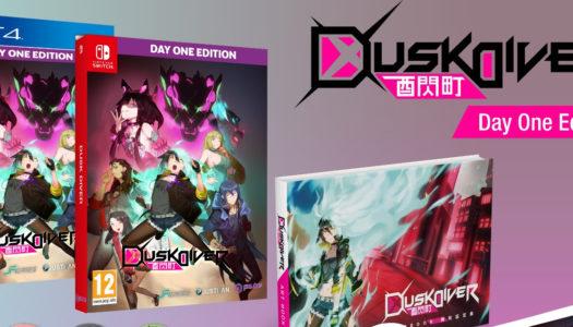 Dusk Diver llega hoy a nuestras tiendas en formato físico