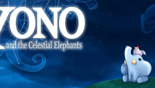 Yono and the Celestial Elephants ya está disponible en formato físico