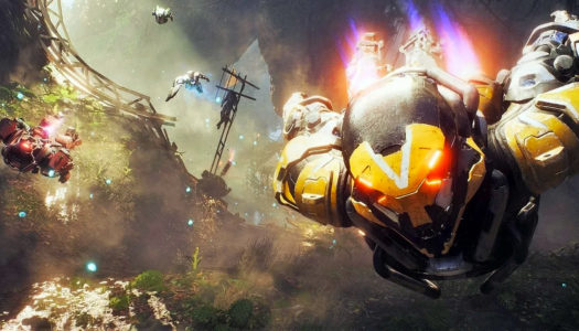 Anthem Next y el mímico legado de No Man's Sky