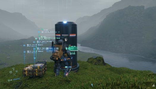 La importancia del multijugador en Death Stranding