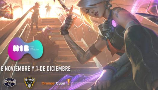 League of Legends tendrá un rol importante en NiceOne Barcelona