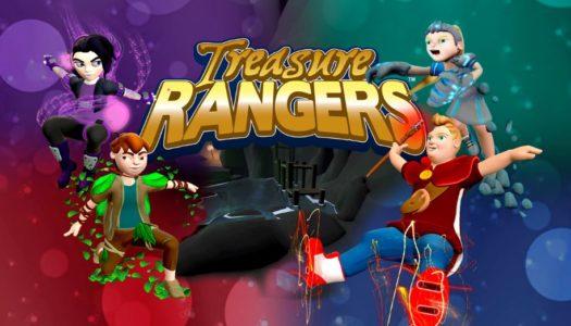 Treasure Rangers presenta un nuevo tráiler ante su salida en PS4