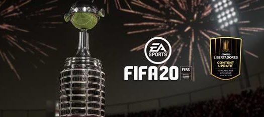 EA anuncia la llegada de la Copa Libertadores a FIFA 20