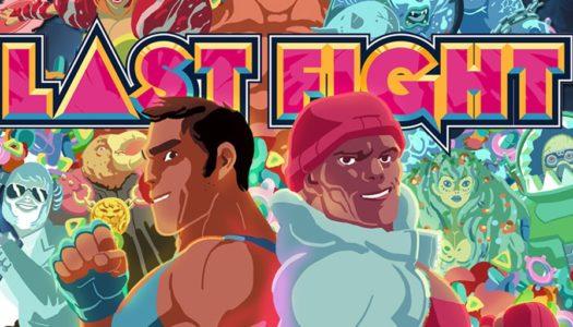 LASTFIGHT llegará a Nintendo Switch este noviembre