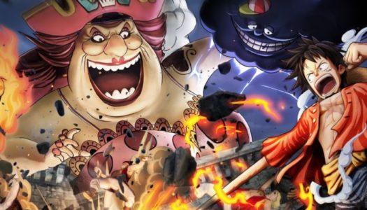 One Piece Pirate Warriors 4 estrena nuevo tráiler