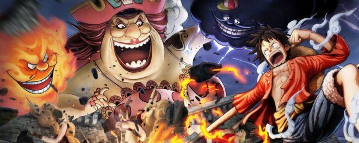 One Piece Pirate Warriors 4-One Piece