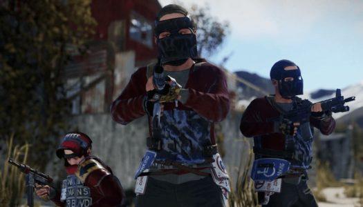 El multijugador Rust llegará a PlayStation 4 y Xbox One en 2020