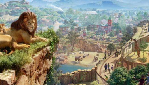 Planet Zoo presenta su DLC Artic Park para celebrar las navidades