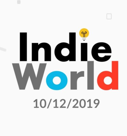 Indie World-Nintendo Direct